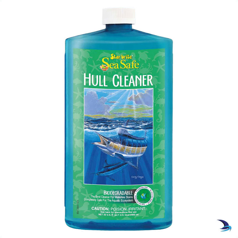 Starbrite - SeaSafe Hull Cleaner (1 Litre) Eco Friendly